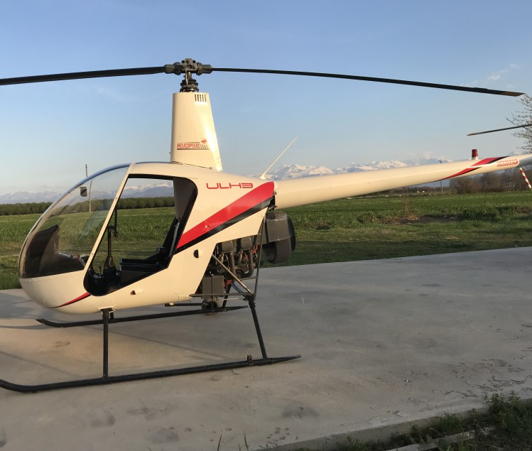 ULH-3 ULM HELICOPTER