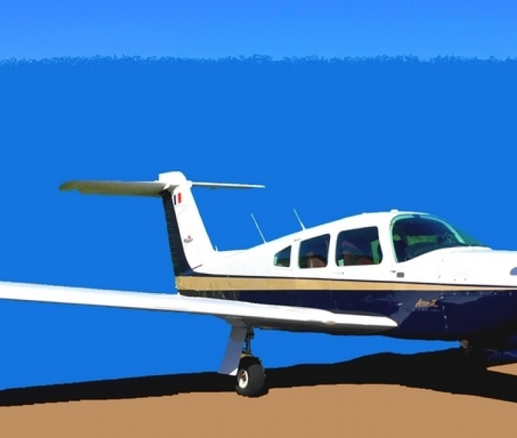 PIPER PA28-RT201T ARROW 4