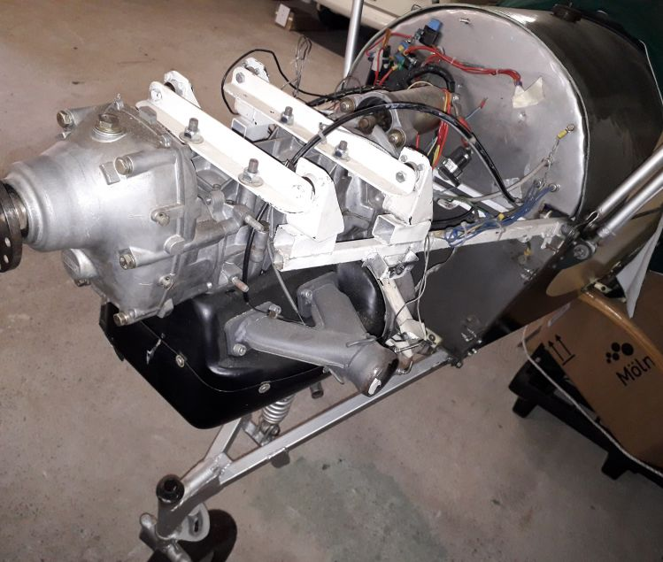 ROTAX 503 RECONDITIONNE