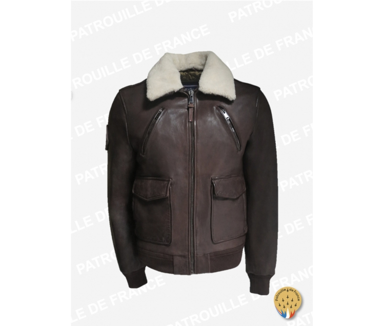 BLOUSON FLIGHT ALPHA PAF