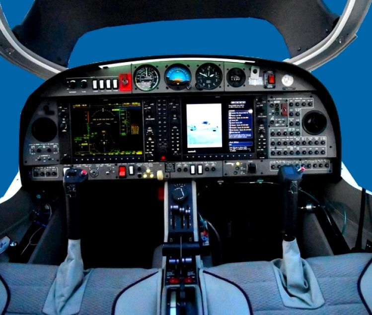 DIAMOND AIRCRAFT DA42 TDI